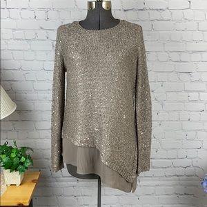 Apt.9 asymmetric sweater